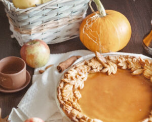 Farm Stay Inn: Butternut Squash Pumpkin Pie Recipe